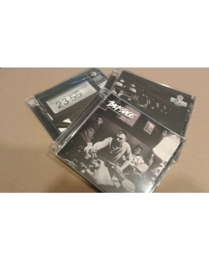 ZESTAW PLYT 3 CD DIOX HIFI
