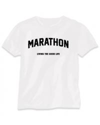 T-SHIRT MĘSKI - MARATHON CLASSIC