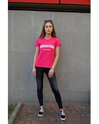 .T-shirt damski MARATHON