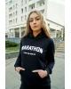 Bluza z kapturem - MARATHON CLASSIC